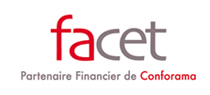 crédit facet logo
