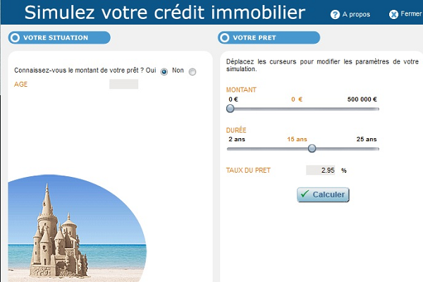 pret banque tarneaud projet immobilier simulation