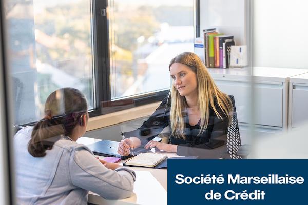 crédit SMC Société Marseillaise de Crédit