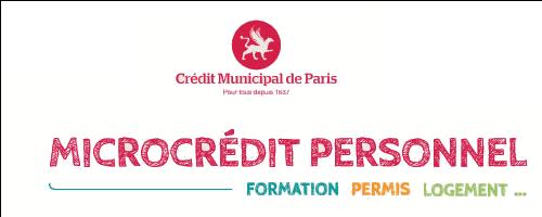 micro crédit Crédit Municipal de Paris