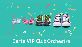 carte vip club orchestra