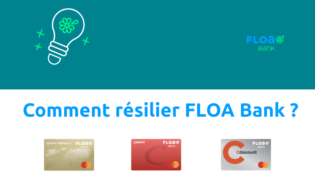 comment résilier floa bank