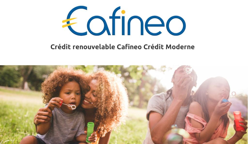 crédit renouvelable cafineo